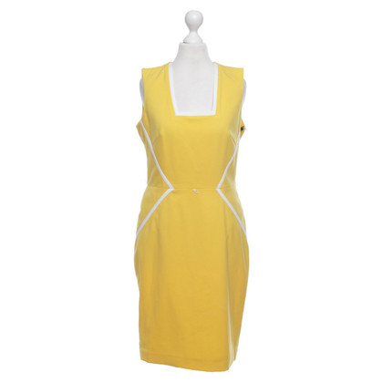 Calvin Klein Dress yellow