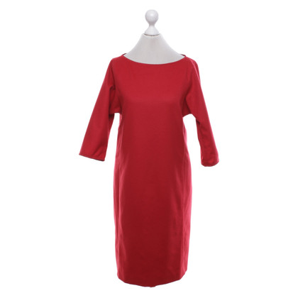 Strenesse Blue Dress in red