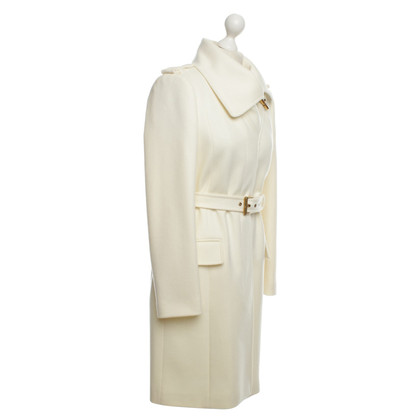 Gucci Wool coat in cream