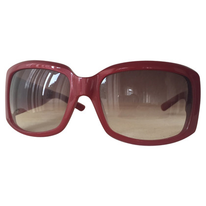Armani Sunglasses red