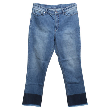 Escada Cropped gesneden jeans