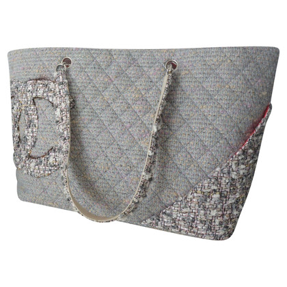 "Chanel Shoppers 'Ligne Cambon""Tweed"