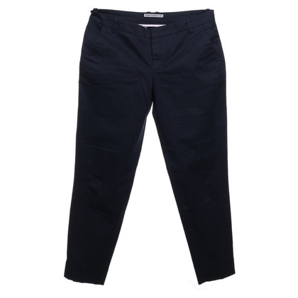 Drykorn Pantalon en bleu foncé
