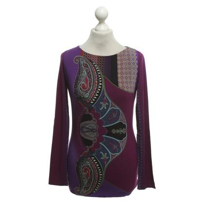 Etro Shirt mit Paisley-Muster