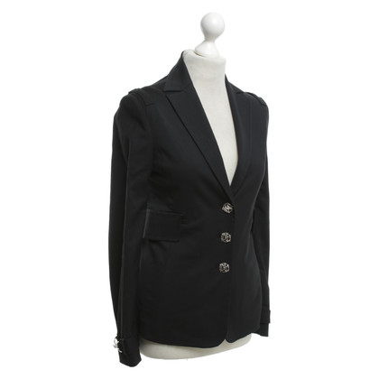 Gianni Versace Blazer en noir