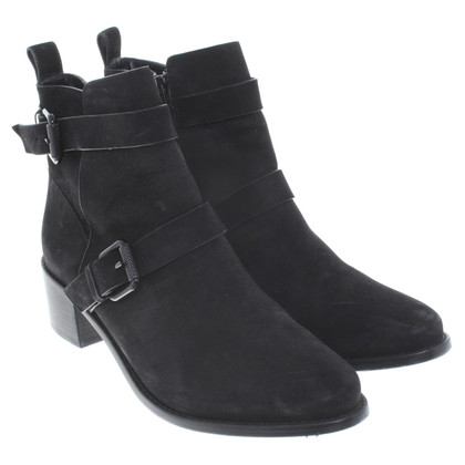 All Saints Boots in zwart