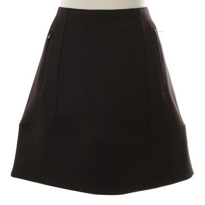 Burberry skirt in black