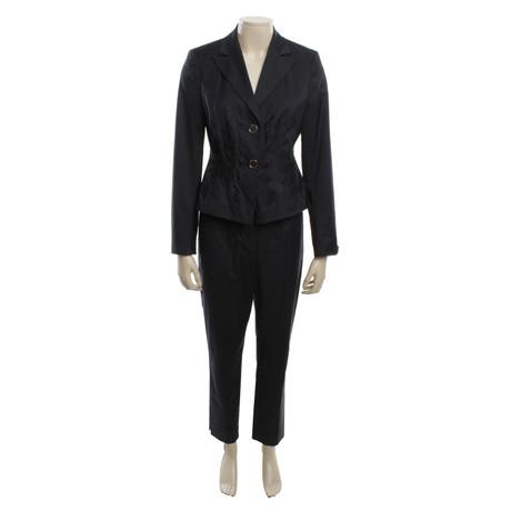 Riani Anzug aus Blazer, Hose & Rock Blau