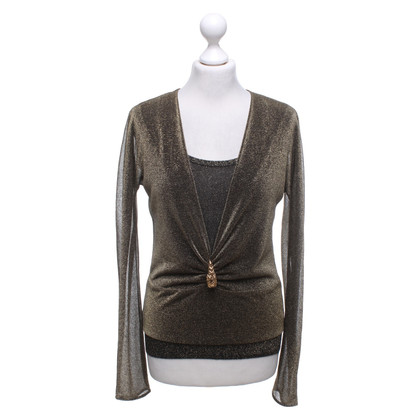 Gucci top with glitter effect