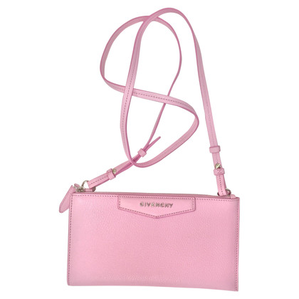 Givenchy Antigona rosa clutch