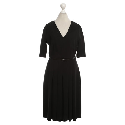 Max Mara Elegant dress in black