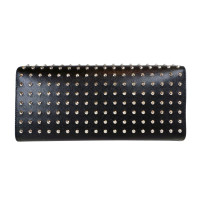 Yves Saint Laurent Clutch with studs