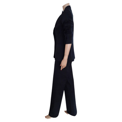 Escada Black trousers suit