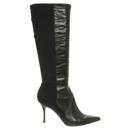 Jimmy Choo High boots in black