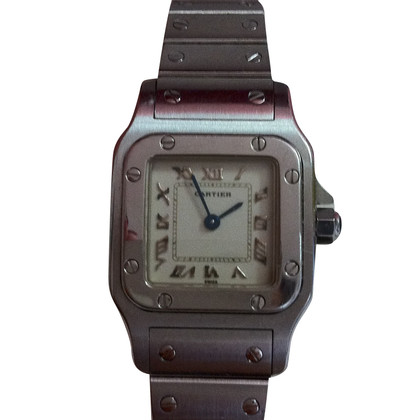 "Cartier Watch ""Santos PM"""