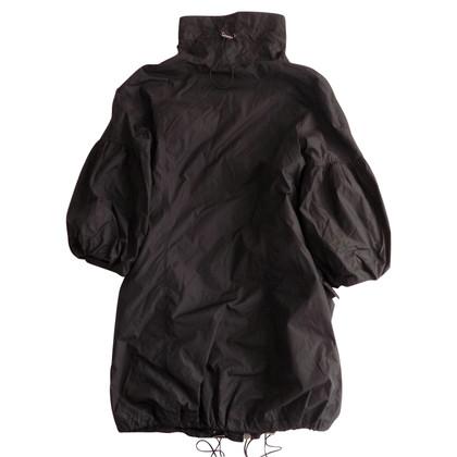 Burberry Leichter Regenmantel in Schwarz