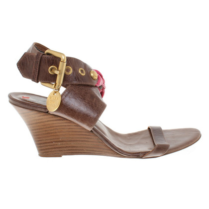 Patrizia Pepe Leather sandals