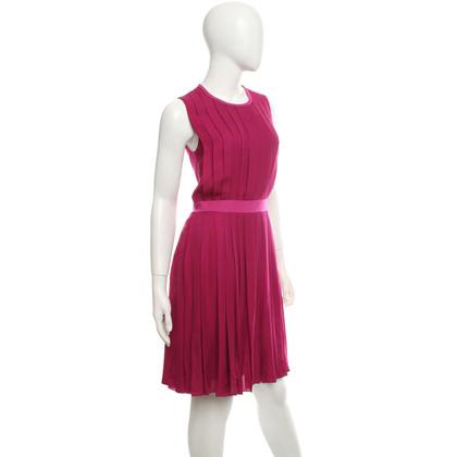 Longchamp Vestito in fucsia
