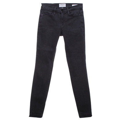 Frame Denim Jeans in Dunkelgrau