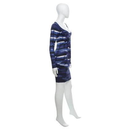 Karen Millen Strickkleid mit Muster