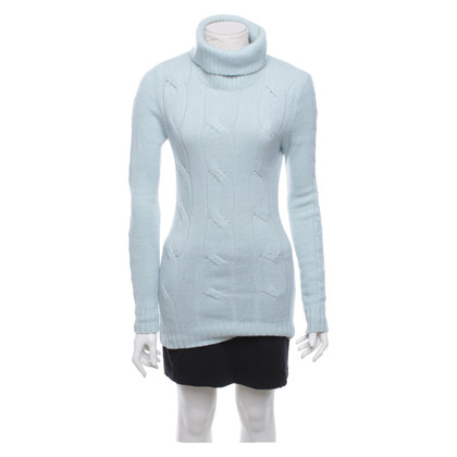 Allude Sweater in mint green