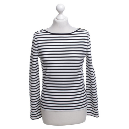 Chanel Sweatshirt with striped pattern