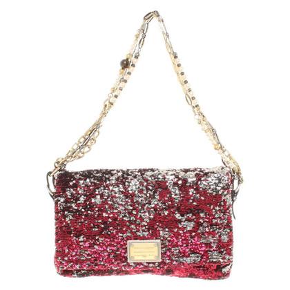 Dolce & Gabbana Handbag with sequin trim