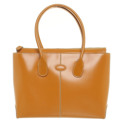 "Tod's ""D-Bag"" in brown"