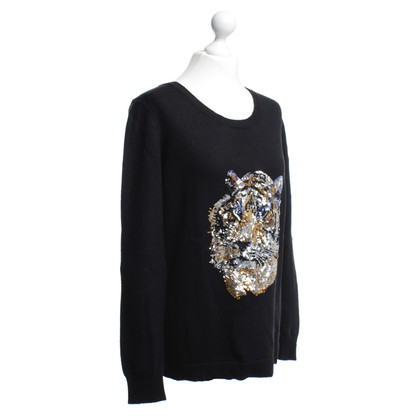 By Malene Birger Sweater with sequins