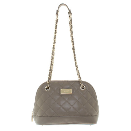 DKNY Handbag with rhombus quilting