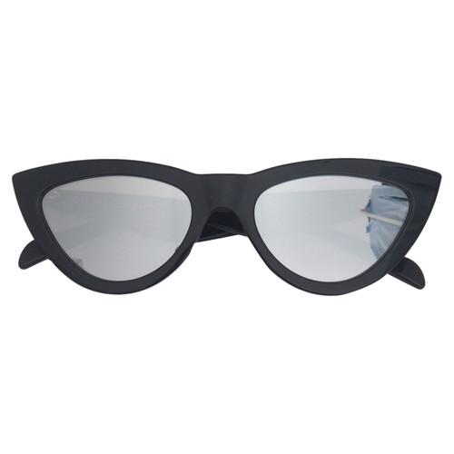 529fde7165f0 Céline Sunglasses in Black - Second Hand Céline Sunglasses in Black ...