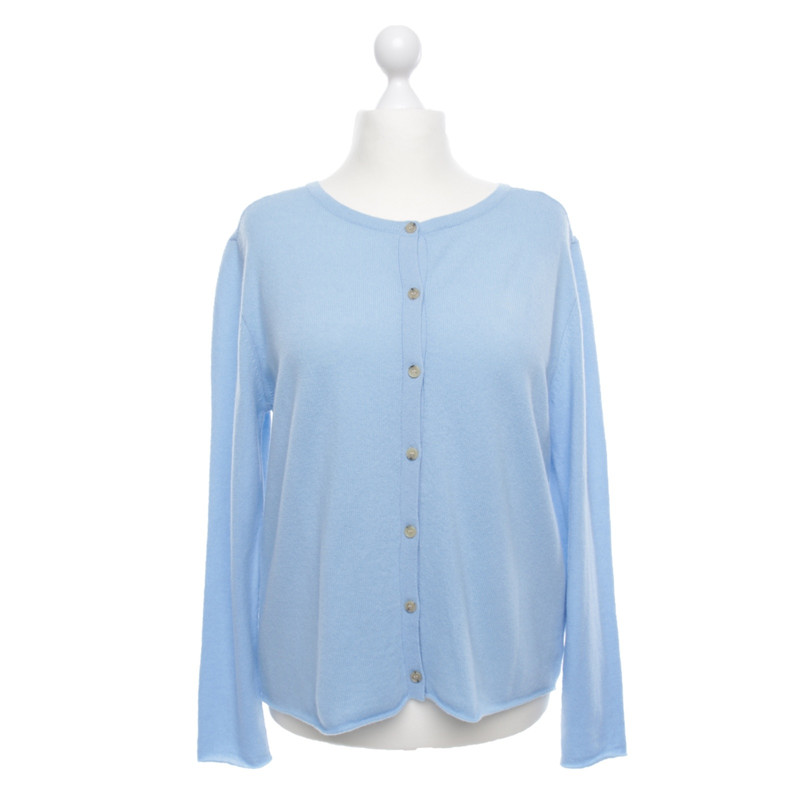 Other Designer Knitwear Cashmere in Blue Second Hand Other