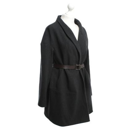 Marni Coat in dark grey