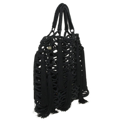 Jimmy Choo Tote in macrame