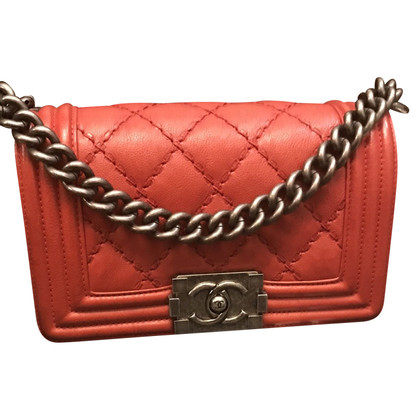 "Chanel ""Boy Bag Small"""