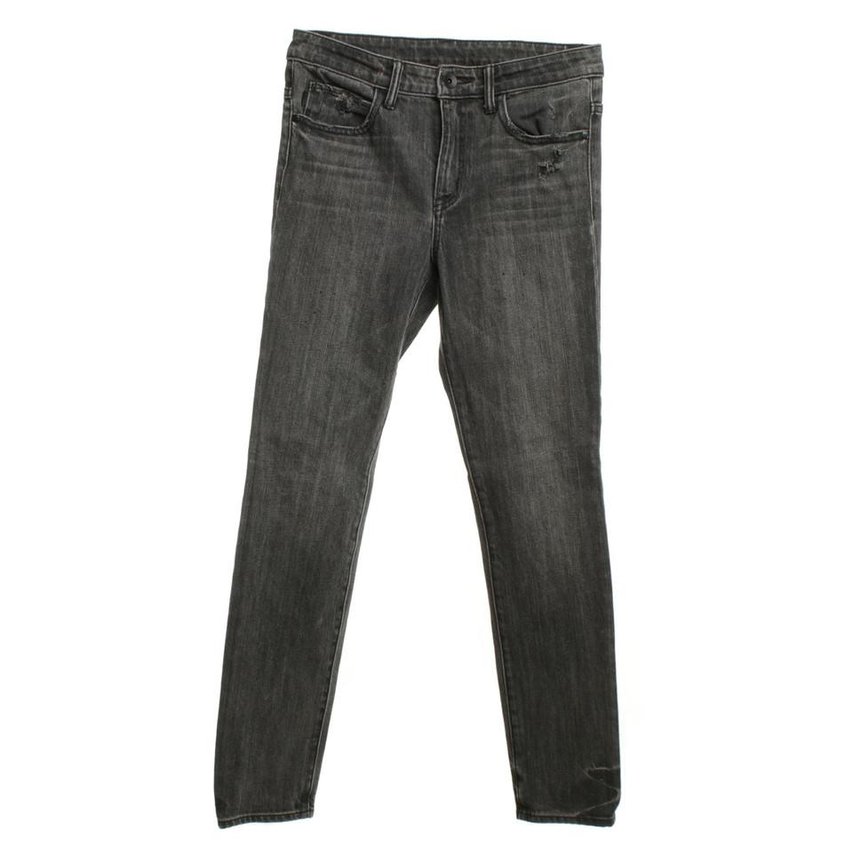 Helmut Lang Jeans in Grau