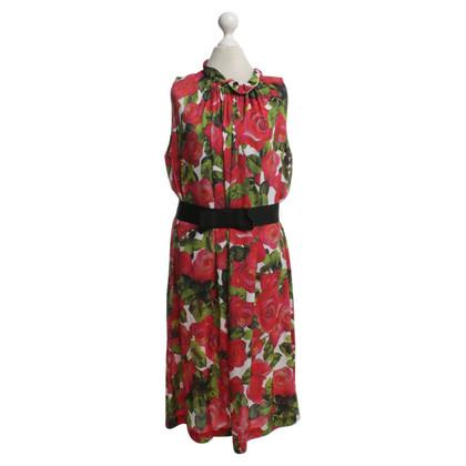 Marc Cain Kleid mit floralem Muster
