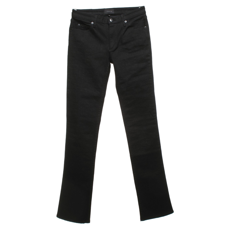 Theory Jeans in black