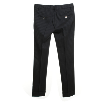 Dolce & Gabbana Pants with pinstripes