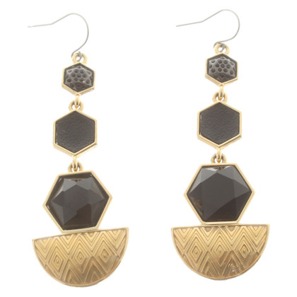 House of Harlow Earrings in bicolour