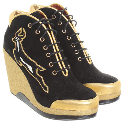 Marc Jacobs Sneakers met wig hiel