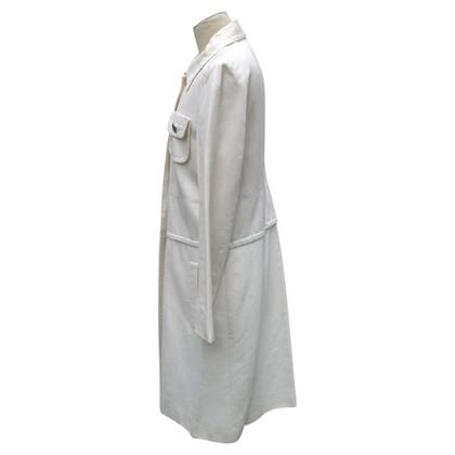 Hugo Boss Linen cotton coat