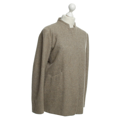 Jil Sander Cappotto corto Heather