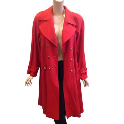 Chanel Vintage Swinger Chanel in red