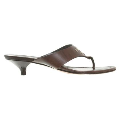 Prada Leather sandals
