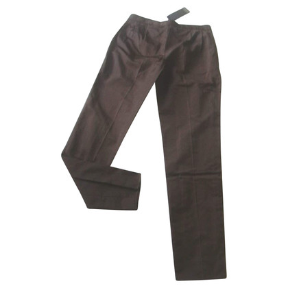 Ferre trousers made of silk blend