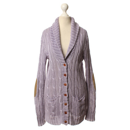 Ralph Lauren Cardigan with Plait structure