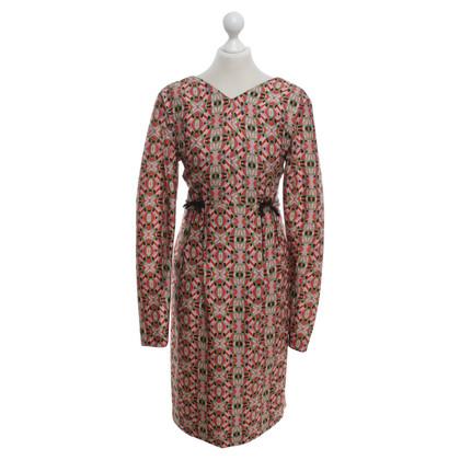 Schumacher Dress with pattern