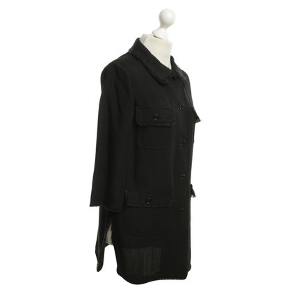 Dolce & Gabbana Coat in zwart