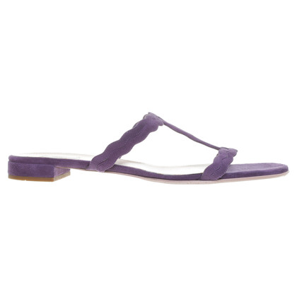 Prada Sandals purple